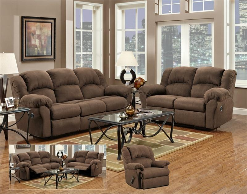 1000 PFC Sensations Chocolate Motion Living Room Sale