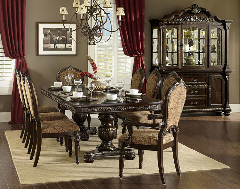 1808 112 HE Russian Hill Dining Room Collection Sale