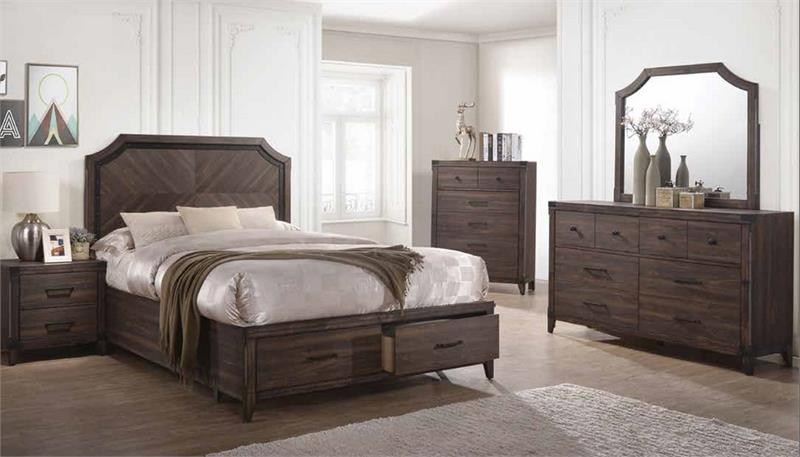205710 Co Richmond Bedroom Collection