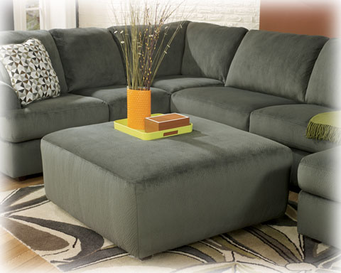 39803 Sd Jessa Place Pewter Sectional