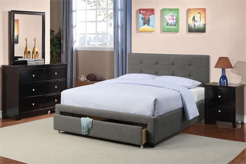 F9330 Up Slate Platform Bedroom Set Sale