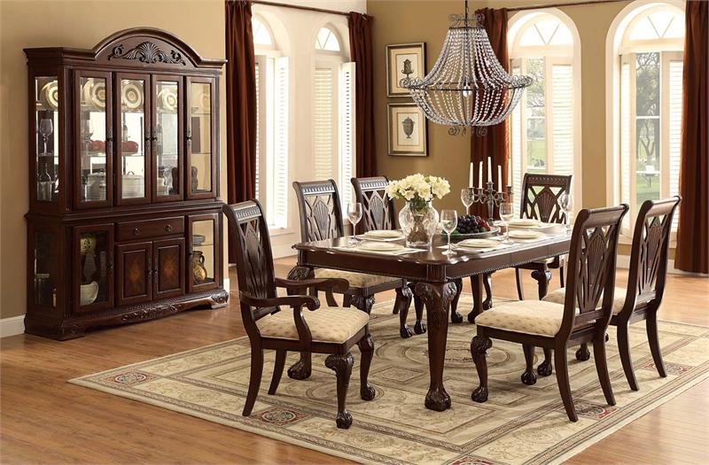 5055 82 He Norwich Dining Room Collection