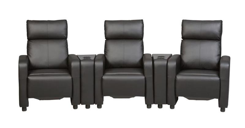 600181 co toohey home theater collection sale for Coaster co of america furniture