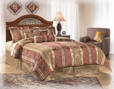 B105 Sd Fairbrooks Estate Mdf Bedroom Collection