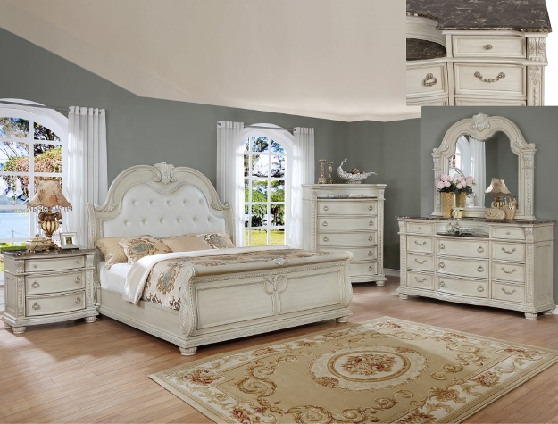 B1630 Cm Stanley Sleigh Bedroom Collection