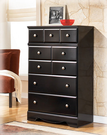 B271 Sd Shay Mdf Bedroom Collection