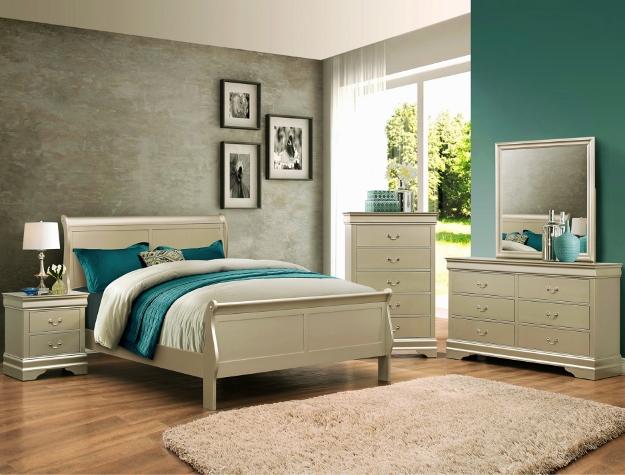 B3400 Cm Louis Phillipe Bedroom Collection Sale