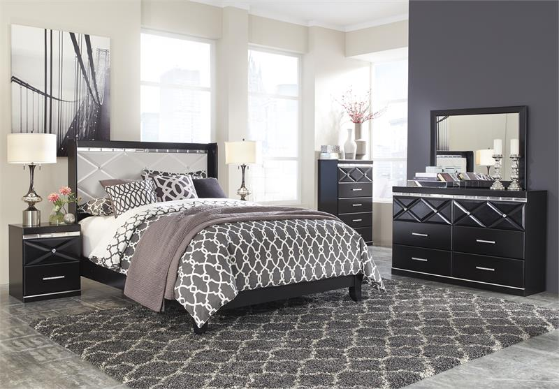 B348 SD Fancee MDF Bedroom Collection Sale