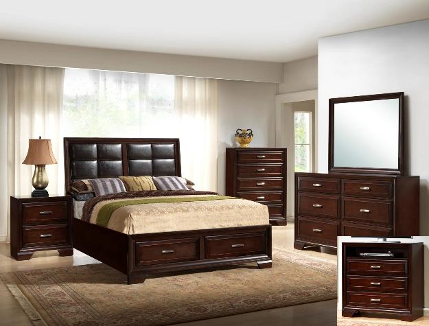 B6515 Cm Jacob Storage Bedroom Collection Sale