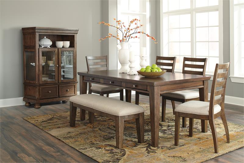 D719 Sd Flynnter Dining Table Collection Sale