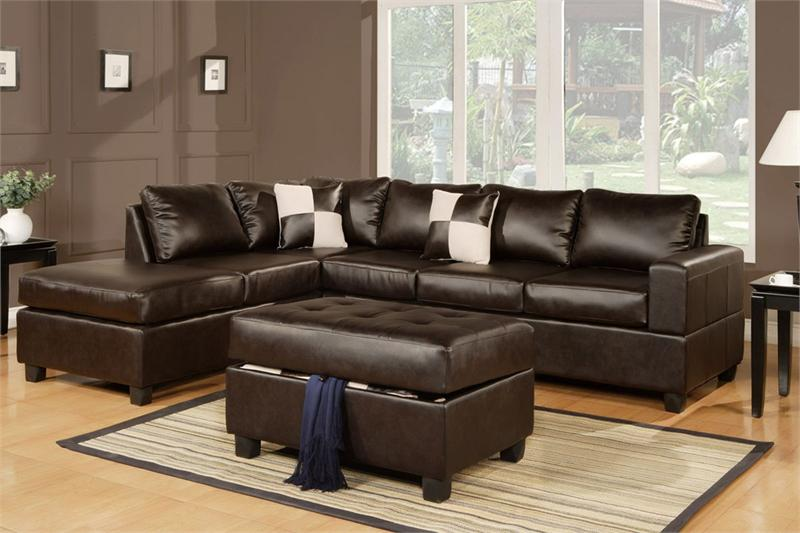 Fine F7351 Up Reversible Sectional With Ottoman Sale Gmtry Best Dining Table And Chair Ideas Images Gmtryco