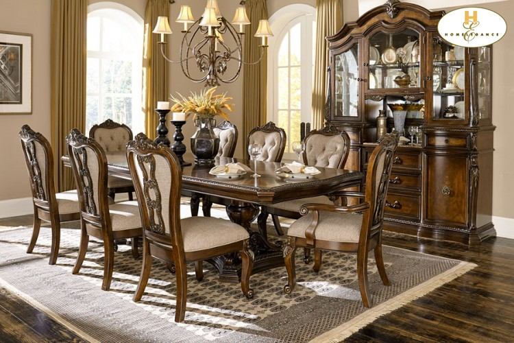 1935 110 He Bonaventure Park Dining Table Collection