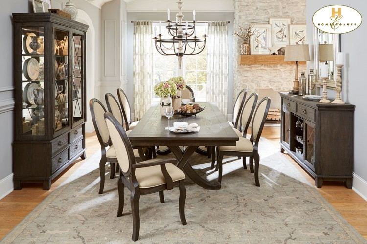 1947 96 He Lindley Dining Room Collection Sale