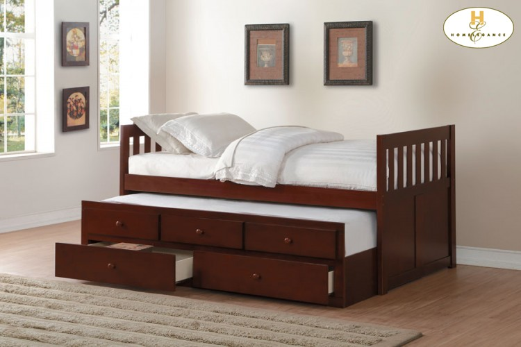 B2013prdc He Rowe T T Storage Bed Sale