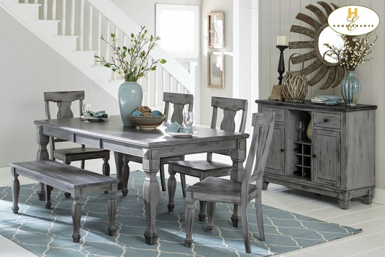 5520 78 HE Fulbright Dining Room Set Sale