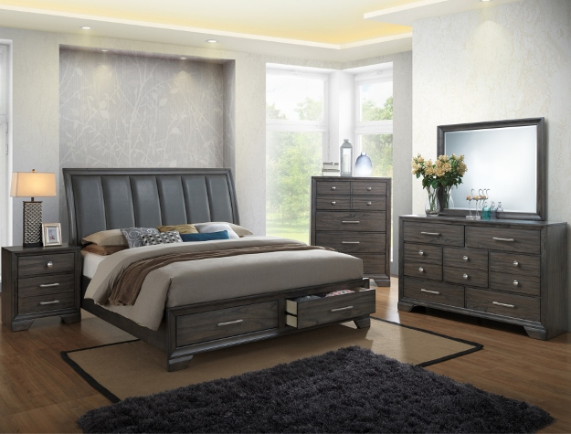 B6580 Cm Jaymes Storage Bedroom Collection Sale