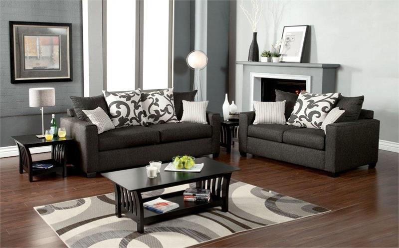 SM3010FOA Colebrook Charcoal Living Room Sale