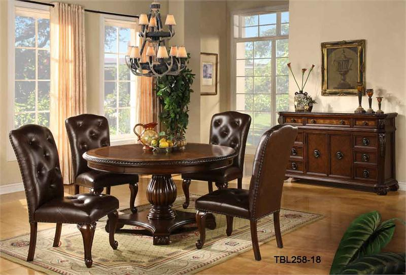 258 54 GT Hemingway Round Dining Table Collection Sale