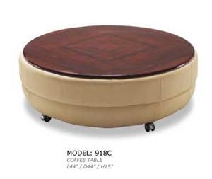 918c Gl Almond Coffee Table