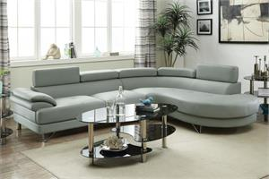 F6984-UP Light Grey Sectional Sale